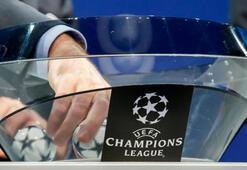 Son dakika - UEFA Şampiyonlar Ligi'nde çeyrek final ve yarı final eşleşmeleri belli oldu
