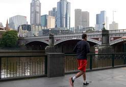 İkinci kez karantinaya alınan Melbournede rekor yeni vaka