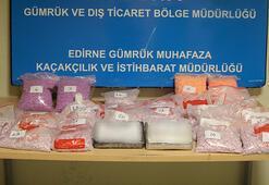 Kapıkulede, 4 milyon 750 bin liralık uyuşturucu ele geçirildi