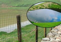 Aylarca konuşulmuştu Dipsiz Göl eski haline döndü
