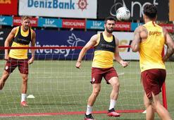 Galatasaray, MKE Ankaragücü maçı hazırlıklarına başladı