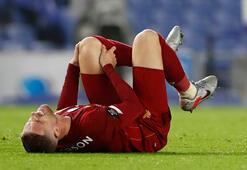 Liverpoolda takım kaptanı Henderson sezonu kapadı