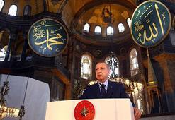Son dakika... Cumhurbaşkanı Erdoğan, Ayasofya kararını imzaladı