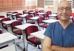 Son dakika: Bilim Kurulu Üyesi Yamanelden flaş okul açıklaması