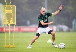 Robben eski günlerdeki gibi
