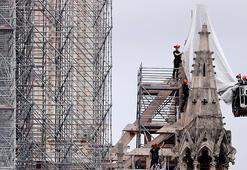 Notre-Dameın yangında yıkılan çan kulesinin orijinal şekli korunacak