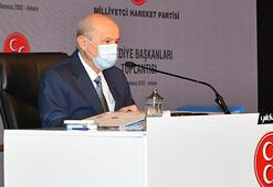 Son dakika... MHP lideri Bahçeliden Ayasofya mesajı