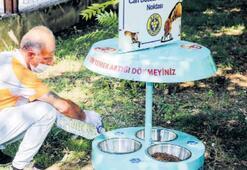 Otomatik su kabı