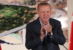 Cumhurbaşkanı Erdoğandan dünyaya çok net Ayasofya mesajı