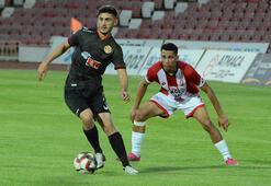 Ekol Hastanesi Balıkesirspor - Eskişehirspor: 2-0