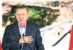 Cumhurbaşkanı Erdoğan'dan Ayasofya mesajı: Hakkımıza ve millete baktık
