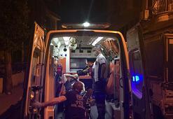 İstanbulda silahla vurulan 2 kişi yaralandı