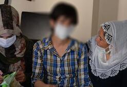 Teslim olan PKKlı kadın, 5 yıl sonra ailesiyle buluşturuldu