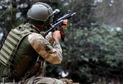 Son dakika Karadeniz Bölgesine sızma girişimindeki 3 terörist engellendi