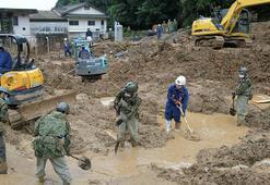 Japonya'daki sel felaketinde ölü sayısı 69a yükseldi