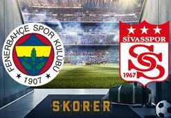 Fenberbahçe-Sivasspor maçı saat kaçta, hangi kanalda yayınlanacak İlk 11...