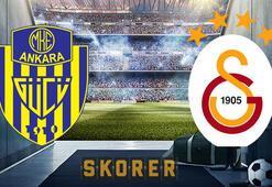 Ankaragücü-Galatasaray maçına geri sayılıyor Ankaragücü-Galatasaray maçı saat kaçta İlk 11ler...