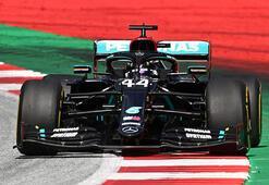 Avusturyada Hamilton kazandı Ferrariler birbirine çarptı...