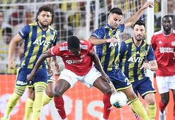 Fenerbahçe - Sivasspor: 1-2