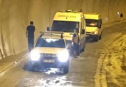 Artvinde çok şiddetli yağış Bir kişi hayatını kaybetti