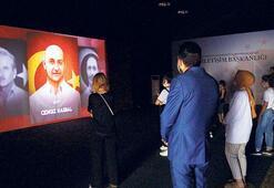 '15 Temmuz Zaferi' Dijital Gösterim Merkezleri'nde