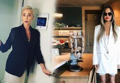 Charlize Theron ve Chrissy Teigendan Gaziantep baklavasına övgü