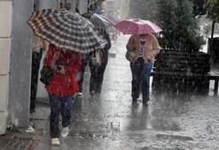 İstanbul hava durumu | Bu hafta hava nasıl olacak Sağanak uyarısı