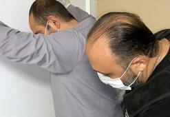 Polis torbacıyı çalıştığı hastanede kıskıvrak yakaladı