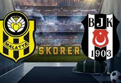 Süper Ligde kritik mücadele Yeni Malatyaspor-Beşiktaş maçı saat kaçta hangi kanalda Muhtemel 11ler...