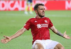 Sivassporda Emre Kılınç gol orucunu bozdu