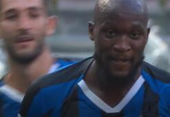 Romelu Lukaku Serie Ada ilk sezonunda 20 gole ulaştı...