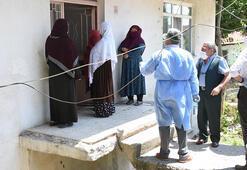 Afgan aileler pilav günü düzenledi Pozitif vaka sayısı arttı