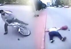 Adanada yeni doğan bebeğini görmeye giderken kazada öldü