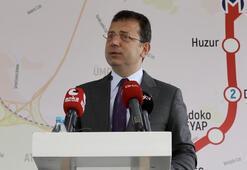 Son dakika İmaoğlunun metro projelerinde peşin kesinti yapılıyor iddiasına cevap geldi