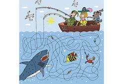 Köpekbalığını kim yakaladı