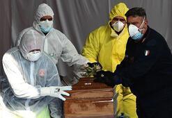 İtalyada corona virüs ölümleri sürüyor