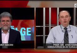 Kurban Bayramında kısıtlama olacak mı Bilim Kurulu Üyesi Prof. Dr. Ateş Kara CNN TÜRKte açıkladı