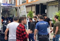 Arnavutköyde silahlı saldırı