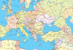 Avrupa Kıtası Ülkeleri Hangileridir Başkent İsimleri İle Birlikte Avrupa Ülkeleri