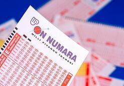 On Numara sonuçları açıklandı 13 Temmuz On Numara çekiliş sonuçları 2020