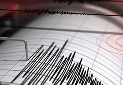 Deprem mi oldu Kandilli 14 Temmuz son depremler listesi