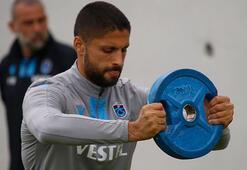 Opsiyon devrede Da Costa 1 yıl daha Trabzonspor'da...