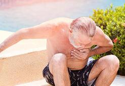Sıcak havalarda kalp krizi geçirmemek için bunları yapın