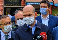 Rizeyi sel vurdu Bakan Soyludan flaş açıklama