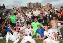 Hatayspor, Süper Lig vizesi alan 64. ekip oldu