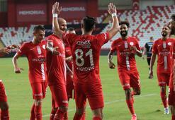 Antalyaspor revire döndü 6 eksik...