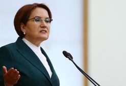 Akşener: Ayasofya siyasete kapatılsın