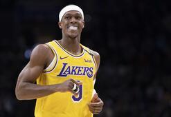 Los Angeles Lakersta Rajon Rondo, 6-8 hafta forma giyemeyecek