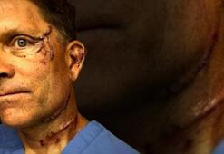 ABDde boz ayının gazabından kurtulan kişi ölümden döndü