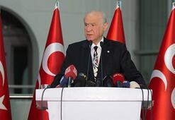 Son dakika... MHP lideri Bahçeliden 15 Temmuz ve Ayasofya açıklaması